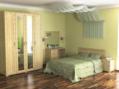 Спальный набор Дуб сонома