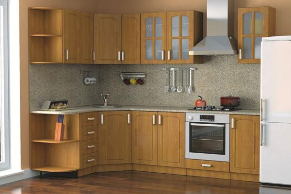 Кухня 11 (с круглой мойкой)