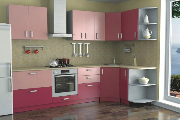 Кухня 4 (с круглой мойкой)