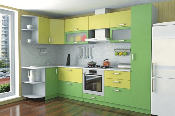 Кухня 5 (с круглой мойкой)