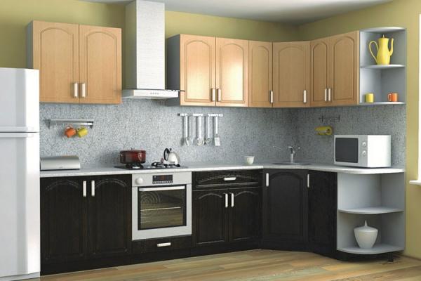 Кухня 8 (с круглой мойкой)