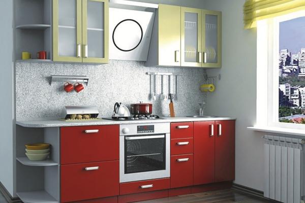 Кухня 9 (с круглой мойкой)