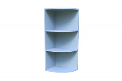 Кухонный шкаф КШ - 01/920 (радиусный, открытый)