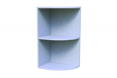 Кухонный шкаф КШ - 04 (радиусный, открытый)