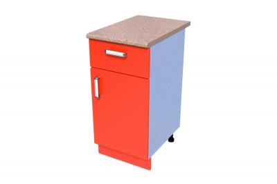 Кухонный стол КС - 04 (дверь с ящиком)