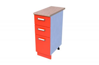 Кухонный стол КС - 05 (3 ящика)