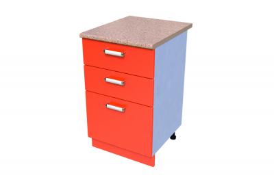 Кухонный стол КС - 15 (3 ящика)