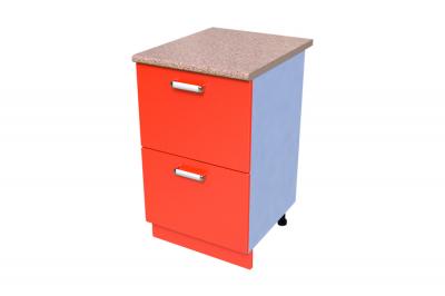 Кухонный стол КС - 16 (2 ящика)