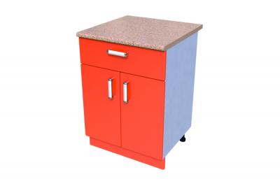 Кухонный стол КС - 20 (двери с ящиком)