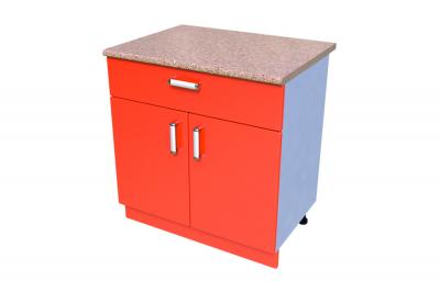 Кухонный стол КС - 25 (двери с ящиком)