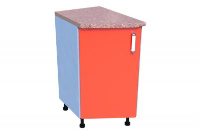 Кухонный стол КС - 08 (угловой, закрытый, правый)