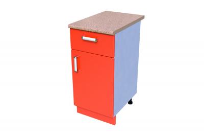 Кухонный стол КС - 10 (дверь с ящиком)