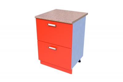 Кухонный стол КС - 22 (2 ящика)