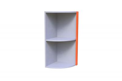 Кухонный шкаф КШ - 01 (радиусный, открытый)
