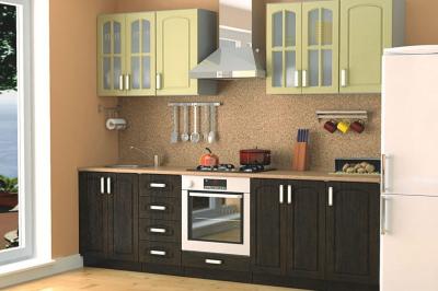 Кухня 10 (с круглой мойкой)