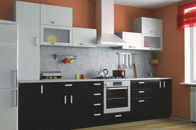 Кухня 6 (с круглой мойкой)