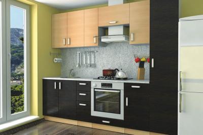 Кухня 7 (с круглой мойкой)